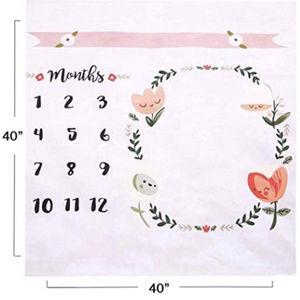 Other - Baby Montly Milestone Blanket